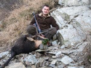 Gams jagd in Rumänien 4 (Small)