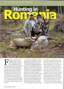 Australian hunter 1